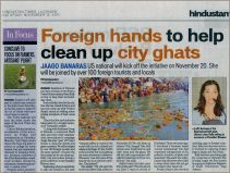 Hindustan Times covers Project Surya