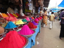 Mysore colors!